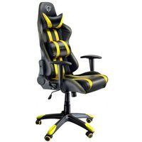 Fotele dla graczy, Fotel DIABLO CHAIRS X-One Czarno-żółty + Zamów z DOSTAWĄ JUTRO!