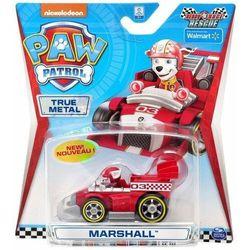 Autko metalowe Marshall Psi Patrol