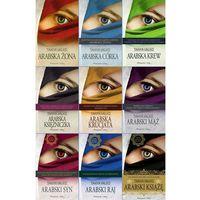Literatura kobieca, obyczajowa, romanse, Arabska księżniczka [Valko Tanya]