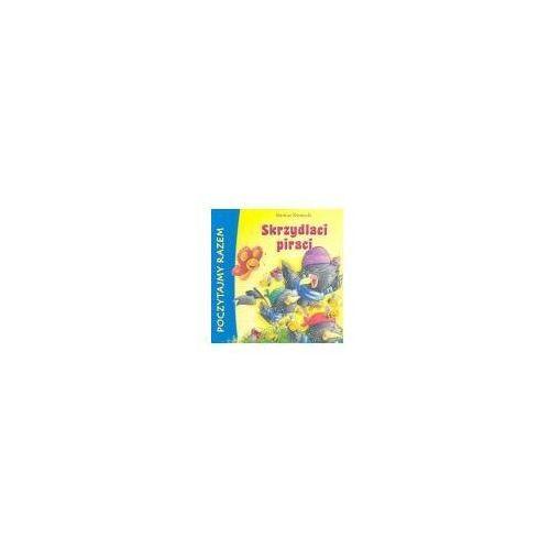 Książki dla dzieci, Skrzydlaci piraci (opr. broszurowa)
