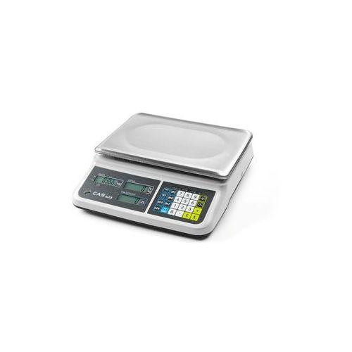 Wagi sklepowe, Waga kalkulacyjna z legalizacją 15 kg HENDI 580417