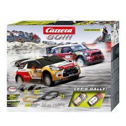 GO!!! Let's Rally! - Carrera. DARMOWA DOSTAWA DO KIOSKU RUCHU OD 24,99ZŁ