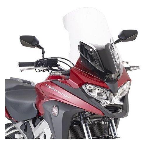 Pozostałe akcesoria do motocykli, Kappa kd1157st szyba honda 55,5x42cm przezroczysta