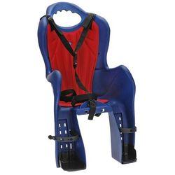 Fotelik dla dziecka ELIBAS na bagażnik niebieski
