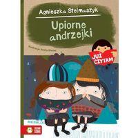 Książki dla dzieci, Upiorne andrzejki Już czytam! (opr. miękka)