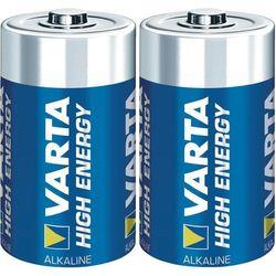 2 x Varta High Energy LR20/D 4920 (blister)