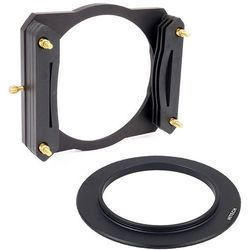 Uchwyt (holder) i pierścień (adapter) standardowy 49mm Hitech 85