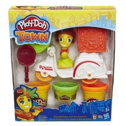 Hasbro PlayDoh Town Dostawa Pizzy