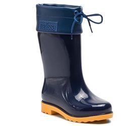 Kalosze MELISSA - Rain Boot Inf 32423 Yellow/Blue 53404
