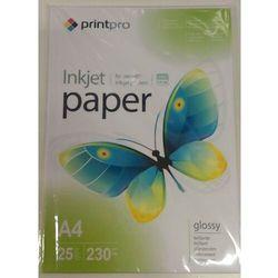 Papier Foto A4/230g-25sztuk w paczce PrintPro