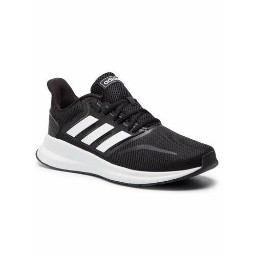 Męskie obuwie sportowe, Buty męskie bieganie adidas czarno biale F36199- Zamów do 16:00, wysyłka kurierem tego samego dnia!
