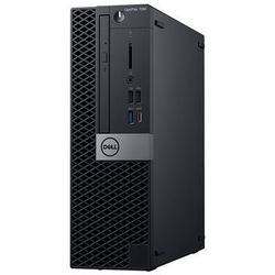 DELL Optiplex 7060 SFF [N041O7060SFF] - i5-8500 / 8 / 256 / SSD (M.2 - SATA) / UHD Graphics 630 / Intel Q370 / LGA1151 / Win10 Pro