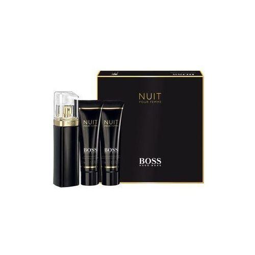 Wody perfumowane damskie, Hugo Boss Boss Nuit Woman 50ml EdP