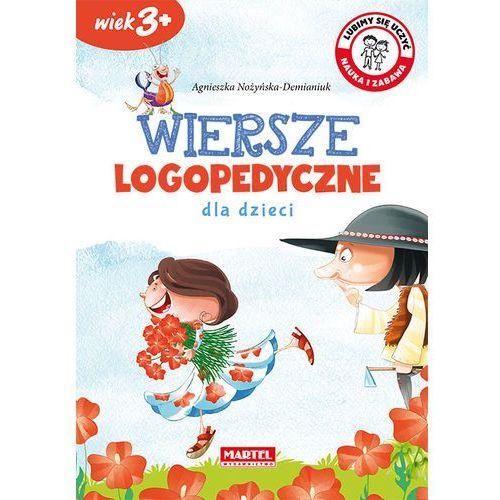 Książki dla dzieci, WIERSZE LOGOPEDYCZNE DLA DZIECI WYD. 2 (opr. twarda)