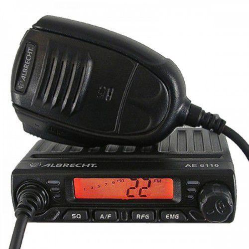 CB radia, Albrecht AE 6110