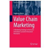 Biblioteka biznesu, Value Chain Marketing