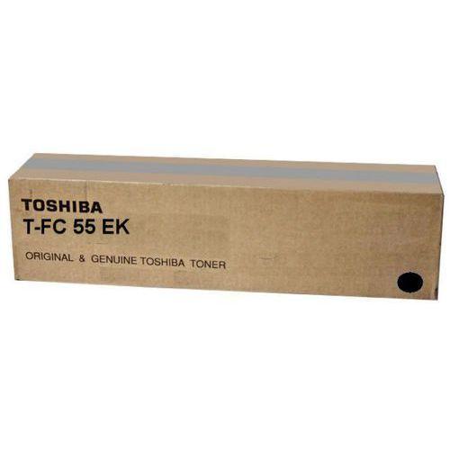 Akcesoria do faksów, Toshiba toner Black T-FC55E-K, TFC55EK, 6AK00000115, 6AG00002319