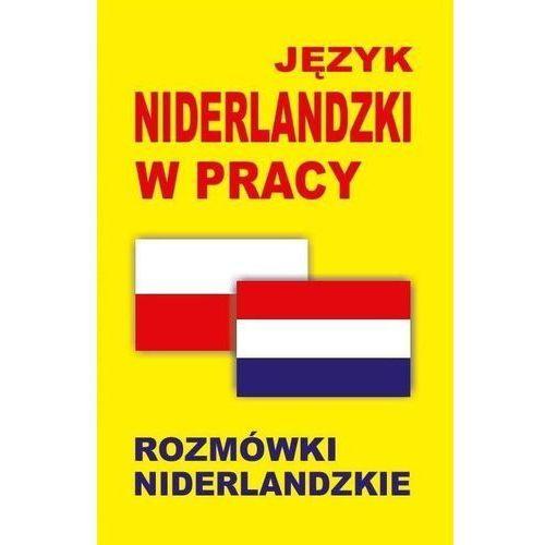 Książki do nauki języka, Język niderlandzki w pracy Rozmówki niderlandzkie. (opr. kartonowa)