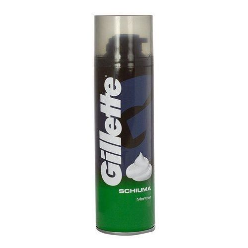 Pianki do golenia, Gillette Shave Foam Menthol 300ml M Pianka do golenia