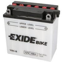 Akumulatory do motocykli, Akumulator EXIDE BIKE YB9-B