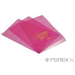 Torebki rozpraszające ESD - 500x900 mm (10 paczek, 100 szt. w każdej)
