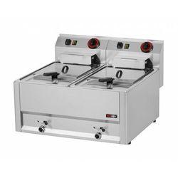 Frytownica elektryczna | 2x8L | 6000W | 660x600x(H)290mm