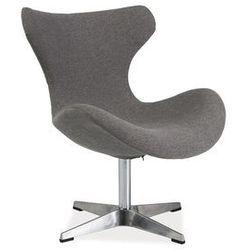 Nowoczesny fotel FELIX grey