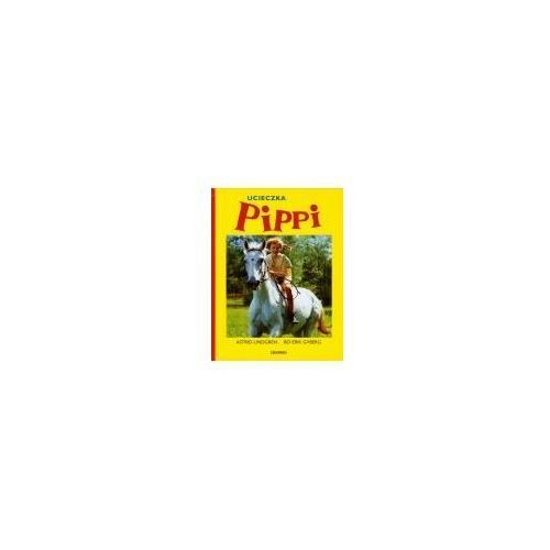 Książki dla dzieci, Ucieczka pippi (opr. twarda)