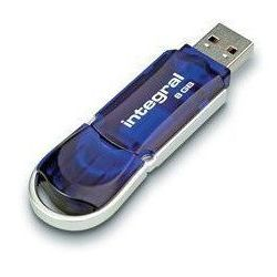 PENDRIVE INTEGRAL COURIER 8 GB 2.0 NIEBIESKI