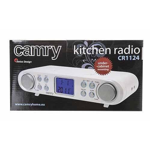 Radioodbiorniki, Camry CR 1124