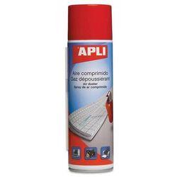 Sprężone powietrze APLI, palne, 400ml