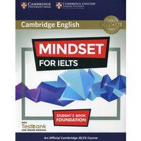 "Książki do nauki języka, Mindset for IELTS Foundation Student""s Book (opr. miękka)"