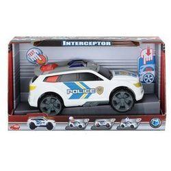 Samochód policyjny 30 cm