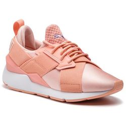 Sneakersy PUMA - Muse Satin Ep Wn's 365534 12 Peach Bud/Peach Bud