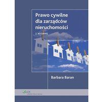 E-booki, EBOOK Prawo cywilne dla zarządców nieruchomości