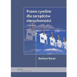 EBOOK Prawo cywilne dla zarządców nieruchomości