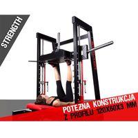 Pozostałe do siłowni, Hammer wyciskanie nogi pionowo PM27 (vertical) Kelton STRENGTH