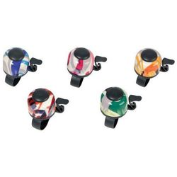 Dzwonek rowerowy WIDEK DECIBELL ART COLLECTION FUSION mix kolorów pudełko 20szt. (DWZ)