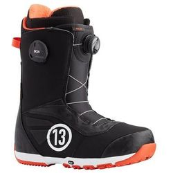buty snowboardowe BURTON - Ruler Boa Black-Red (020) rozmiar: 42.5