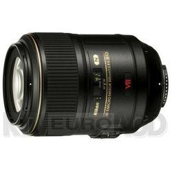 Nikkor AF-S Micro 105mm f/2,8G IF-ED VR - przyjmujemy używany sprzęt w rozliczeniu   RATY 20 x 0%