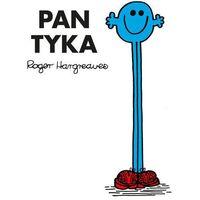 Książki dla dzieci, Pan Tyka (opr. miękka)