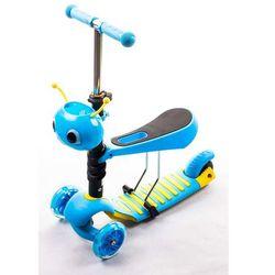 Hulajnoga Vivo 3w1 MG0023C niebieska