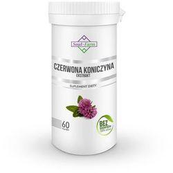 CZERWONA KONICZYNA EKSTRAKT 550 mg 60 KAPSUŁEK - SOUL FARM