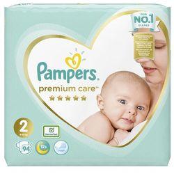 Pampers pieluchy Premium Care Mini 2 94szt- natychmiastowa wysyłka, ponad 4000 punktów odbioru!