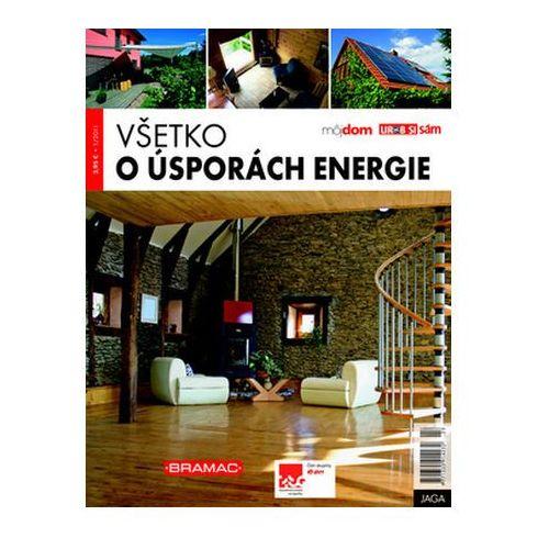 Pozostałe książki, Všetko o úsporách energie