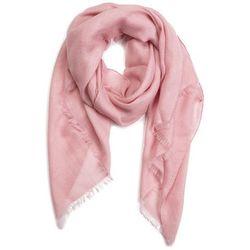 Szal CALVIN KLEIN - Sparkling Scarf K60K604908 Pastel Pink 639