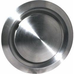 Anemostat VS 150 mm zawór wywiewno-nawiewny chromoniklowy