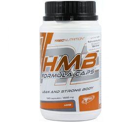 Aminokwasy TREC HMB Formula Caps 180kaps Najlepszy produkt Najlepszy produkt tylko u nas!