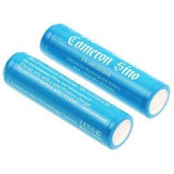 2x akumulator 18650 2900mAh 10.73Wh Li-Ion 3.7V z zabezpieczeniem PCM (Cameron Sino)