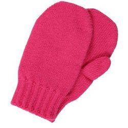 Benetton GLOVES GIRL BASIC Rękawiczki z jednym palcem pink